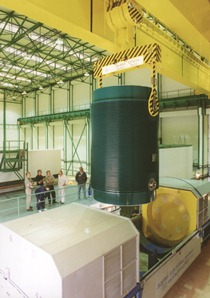 jaderná energie - iDnes blog: Co vlastně obsahuje vyhořelé jaderné palivo? - Zprávy (02 dukovany mezisklad) 3