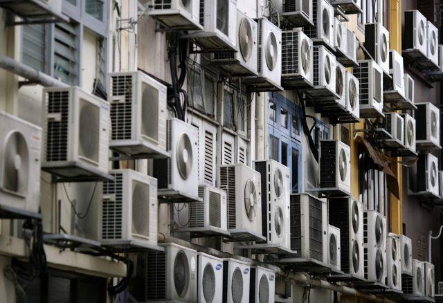 jaderná energie - Klimatizace - nový strašák globální energetiky - Životní prostředí (Aire acondicionado en los edificios 1) 1