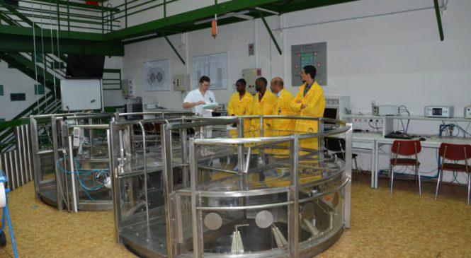 ABC: Reaktor v bazénu