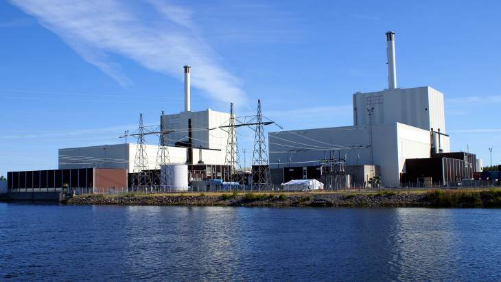 jaderná energie - Švédská podpora jaderné energetice neustále roste - Zprávy (Forsmark Vattenfall 1) 1