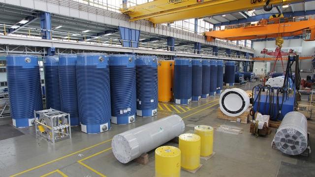 jaderná energie - iDnes blog: Mýty kolem jaderné energetiky - Castor - Zprávy (GNS factory Mulheim an der Ruhr Germany GNS) 1