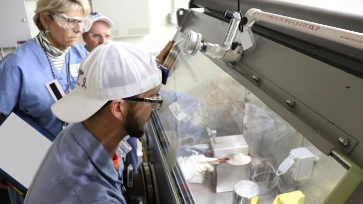 Partnerství při výrobě medicínských izotopů z jaderného odpadu
