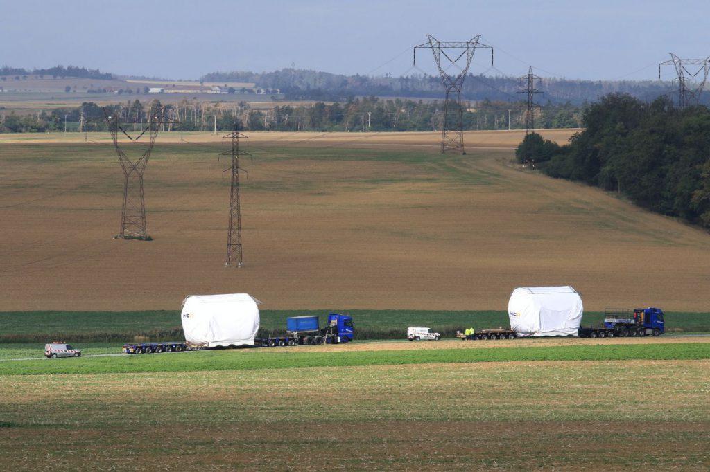 jaderná energie - Palivové nádrže z České republiky ochrání jadernou elektrárnu Hinkley Point ve Velké Británii - Zprávy (MICo 2lr) 2