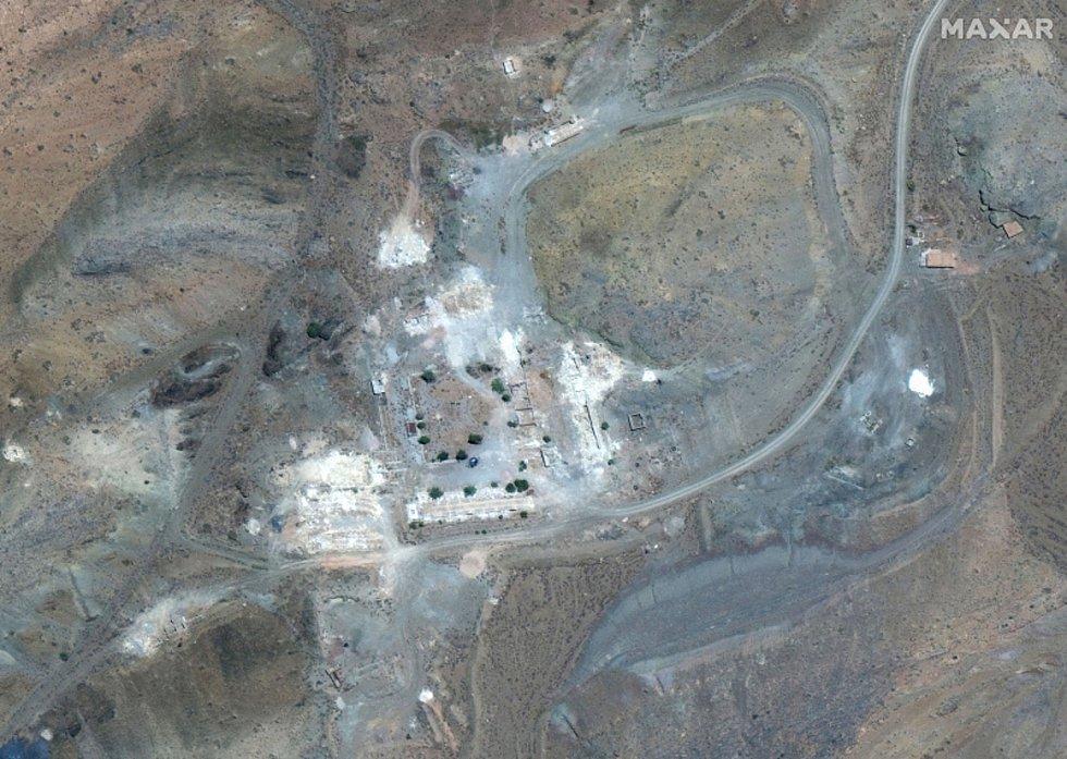 jaderná energie - denik.cz: Další ústup od dohody. Írán spustil třicet odstředivek k obohacování uranu - Zprávy (iran spustil tricet vykonnych odstredivek k obohacovani uranu galerie 980) 1