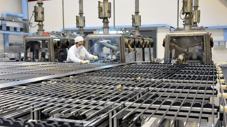 jaderná energie - Výrobce jaderného paliva TVEL podepsal smlouvu o dodávkách pro nové bloky JE Sü-ta-pao - Zprávy (ta1) 2
