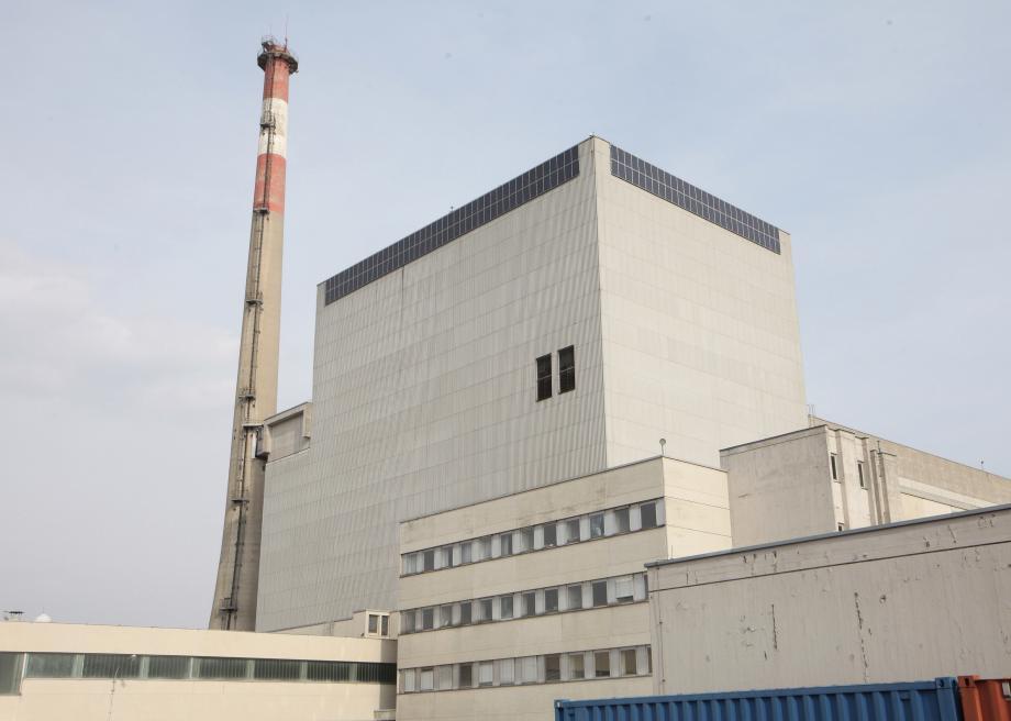 jaderná energie - Kulturní noviny: JADERNÁ ELEKTRÁRNA V ZWENTENDORFU: PŘÍBĚH SÍLY VEŘEJNÉHO MÍNĚNÍ V DEMOKRATICKÉ ZEMI (6. ČÁST) - Zprávy (111283448 picture taken on march 25 of the zwentendorf atomic.jpg.CROP .promo large2) 1