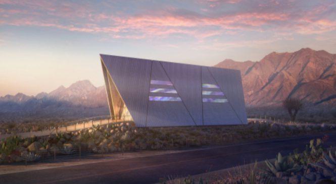 Společnost Oklo odhaluje vizualizaci elektrárny Aurora