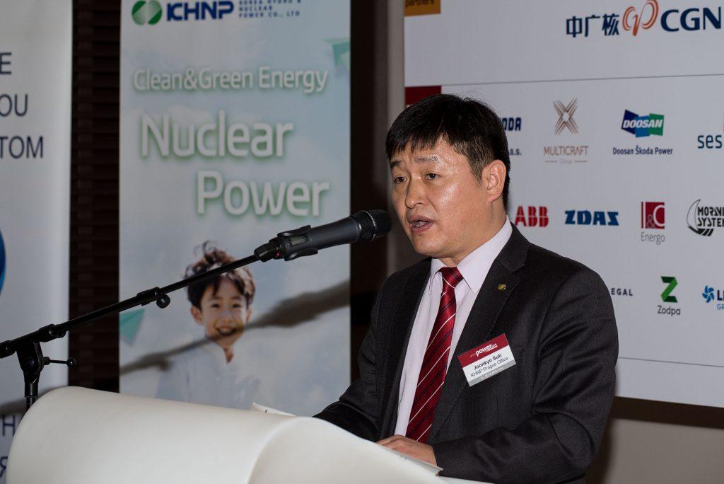 jaderná energie - Konference All for Power 2019: ČEZ analyzuje malé reaktory - Nové bloky v ČR (DSC 9379) 1