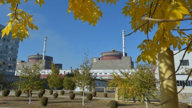 jaderná energie - Pátý blok Záporožské jaderné elektrárny zavezl výhradně Westinghousské palivo - Zprávy (Zaporozhe units 4 and 5 Energoatom) 1