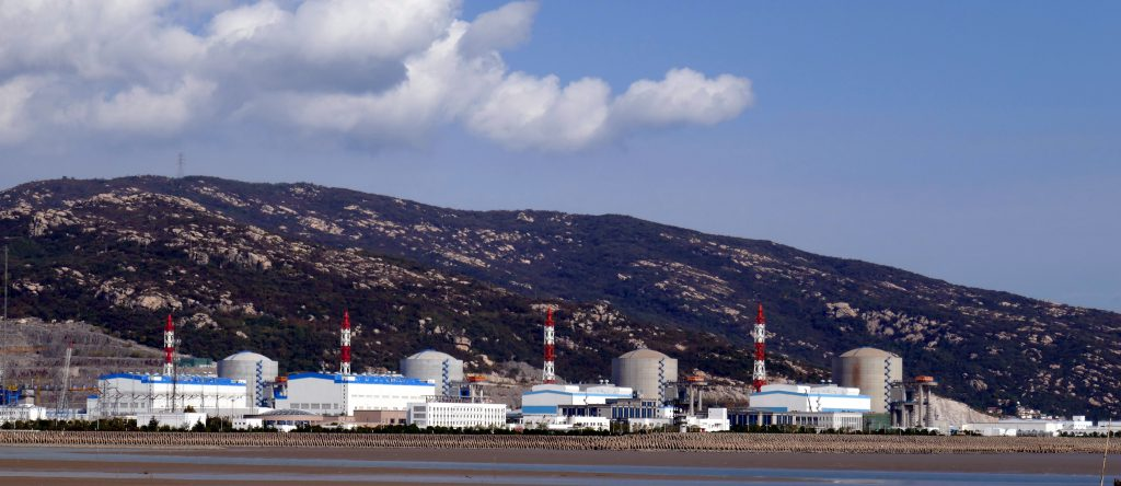 jaderná energie - Výstavba 7. bloku JE Tchien-wan s reaktorem VVER-1200 začne už letos - Zprávy (nská jaderná elektrárna Tchien wan kde jsou v současnosti provozovány 4 bloky typu VVER 1000) 1