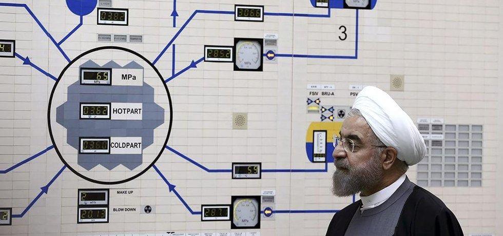 jaderná energie - lidovky.cz: Dohoda o íránském jaderném programu není mrtvá, tvrdí íránský ministr zahraničí - Zprávy (5 P201907070279101) 1