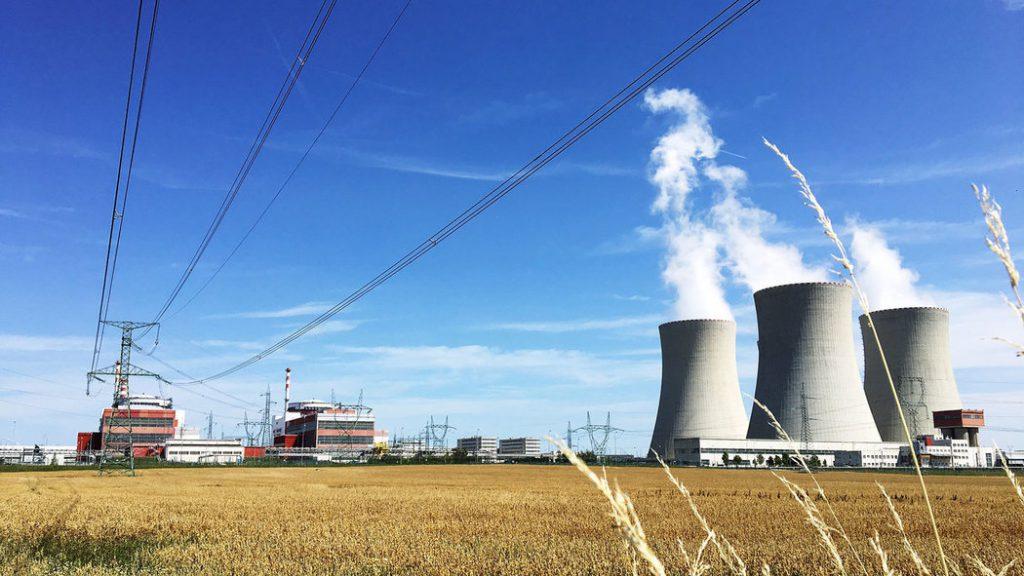 jaderná energie - info.cz: Česku hrozí, že přijde o unikátní jadernou technologii - Zprávy (6079532 img temelin v0) 1