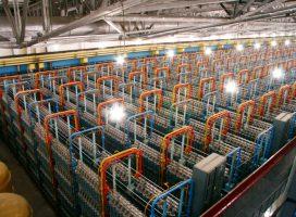 První sériové palivo MOX bylo zavezeno do rychlého reaktoru Bělojarské JE