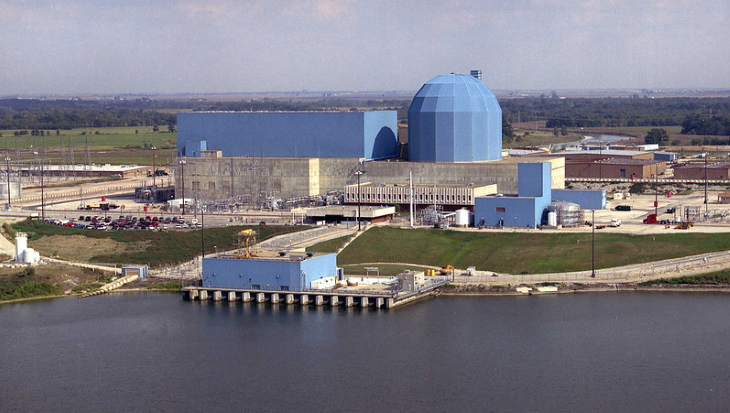 jaderná energie - Společnost GNF zavezla pokročilé palivo ATF do reaktoru - Zprávy (Clinton NRC) 1