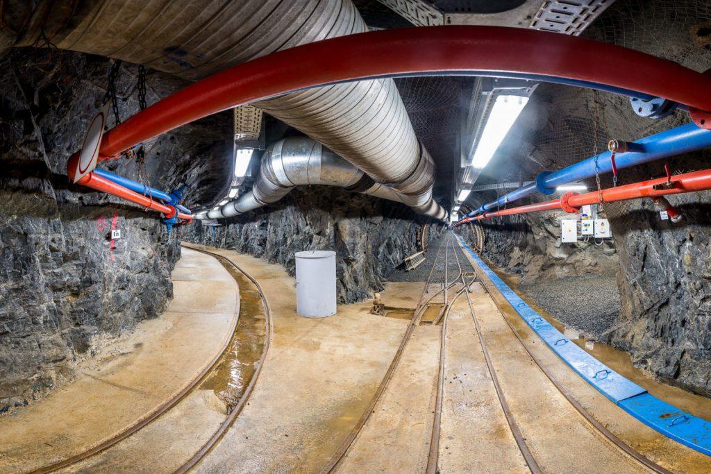 jaderná energie - Podzemní výzkumné pracoviště BUKOV - Zprávy (DSC 4049 Pano 1500x1000) 3