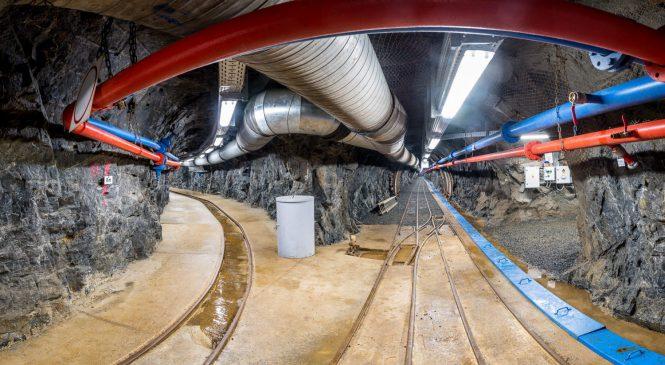 Podzemní výzkumné pracoviště BUKOV