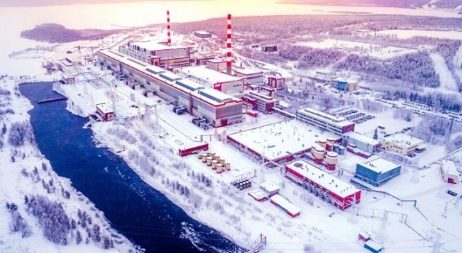 Kolská jaderná elektrárna desinfikuje odpadní vody pomocí ultrafialových paprsků