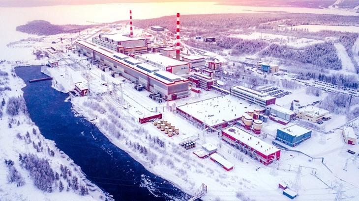 jaderná energie - Kolská jaderná elektrárna desinfikuje odpadní vody pomocí ultrafialových paprsků - Zprávy (Kola nuclear power plant Image Rosatom) 3