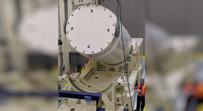 Společnost Orano dosáhla průmyslové jedničky v oblasti transportu použitého jaderného paliva