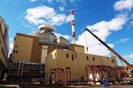 jaderná energie - E15.cz: ČEZ začne v únoru jednat se zájemci o stavbu jaderného bloku, v březnu uzavře smlouvu se státem - Zprávy (Novovoronezh II unit 1 460 Rosatom) 1