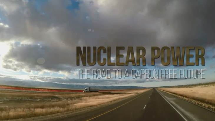 jaderná energie - MAAE vysvětluje zásadní roli jaderné energetiky pro budoucnost - Zprávy (Nuclear Power The Road to a Carbon Free Future video IAEA) 1