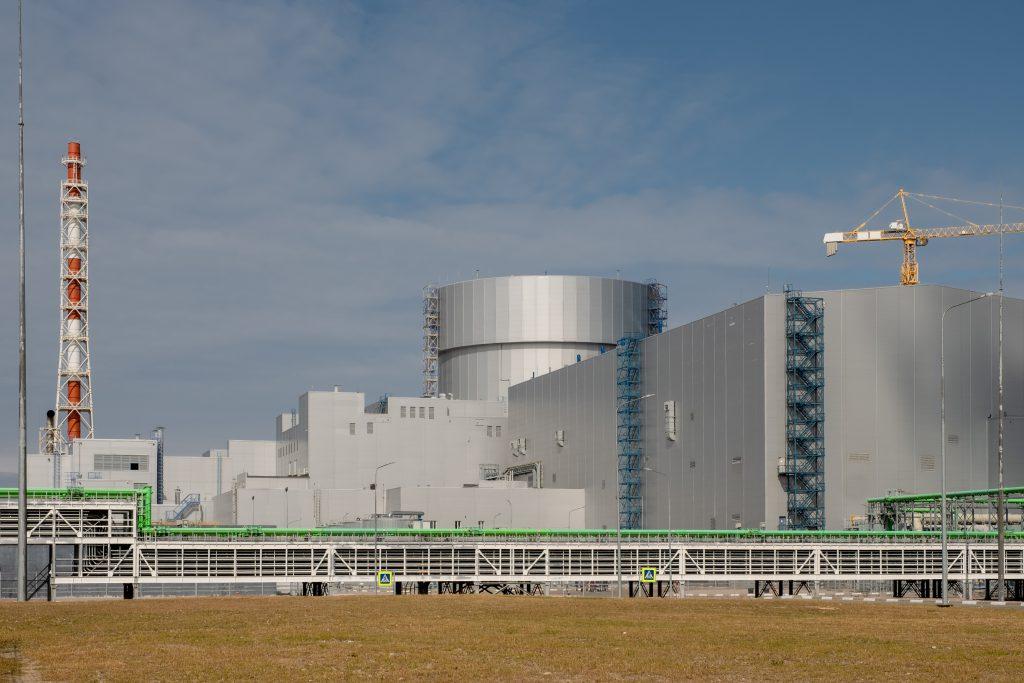 jaderná energie - Na letošní rok je naplánováno spuštění 4 nových bloků typu VVER - Zprávy (První blok jaderné elektrárny Leninigradská II) 1