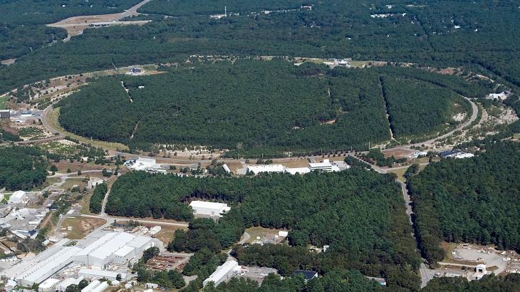 jaderná energie - Národní laboratoř Brookhaven byla vybrána k výstavbě nového urychlovače v USA - Zprávy (Relativistic Heavy Ion Collider Brookhaven National Laboratory) 1