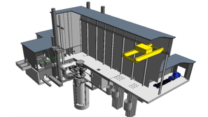 Společnosti GEH a TerraPower při vývoji zařízení VTR