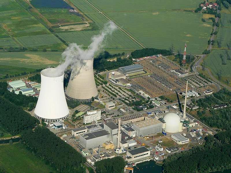 jaderná energie - iuhli.cz: Němci budou muset dovážet elektřinu z Francie - Zprávy (philippsburg jaderna elektrarna foto wikipedia org lothar neumann) 1