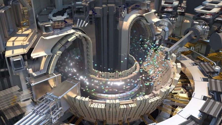 jaderná energie - VTM: ITER je největší energetický projekt lidstva. 35 národů staví obří tokamak pro jadernou fúzi - Zprávy (video ornl 2) 2