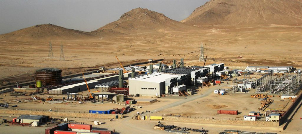 jaderná energie - Rosatom postupuje ve třech zemích začínajících s jadernou energetikou - Zprávy (Lokalita jaderné elektrárny El Dabaa Zdroj Rosatom Newsletter) 2