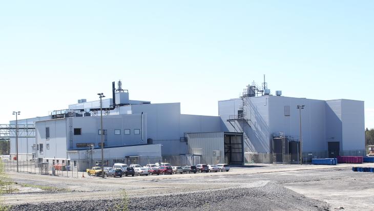 jaderná energie - Finsko udělilo povolení k těžbě uranu - Zprávy (Terrafame uranium recovery plant Terrafame) 1