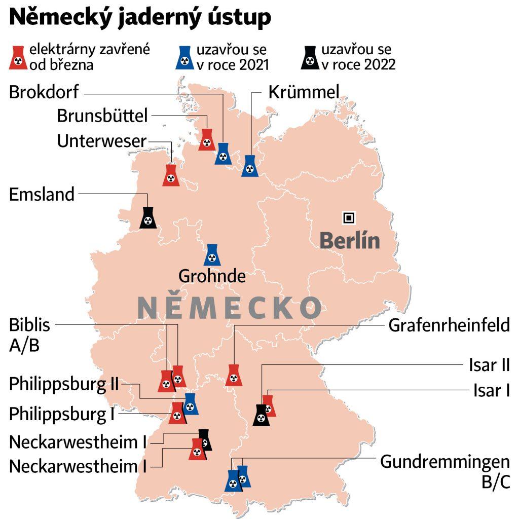 jaderná energie - iDNES blog: Zelení orodují za jádro. Uslyší je Brusel a Berlín? - Zprávy (nemeck jadro pro ihned 2) 1