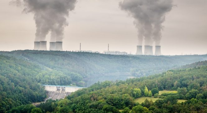 energetika.tzb-info.cz: ČEZ požádal o povolení umístit dva nové jaderné bloky v Dukovanech