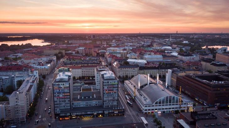 jaderná energie - Finská jaderná sauna - Zprávy (Helsinki) 1