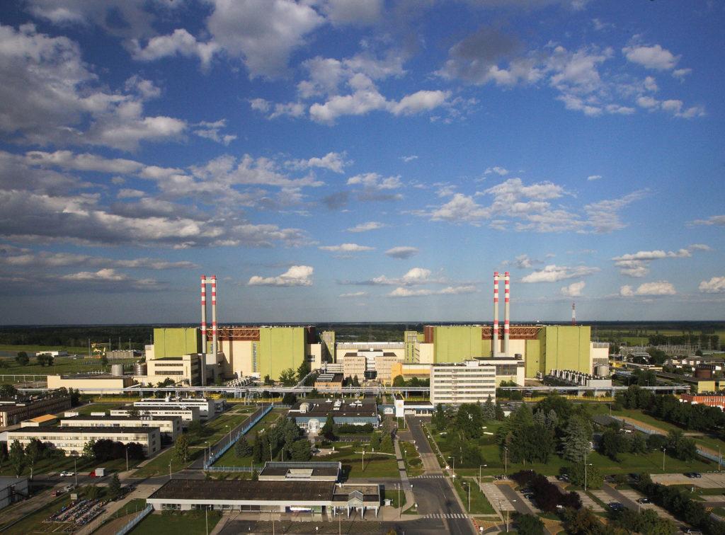 jaderná energie - Práce v Paks II se rozbíhají, naplno se rozjedou až v roce 2021 - Nové bloky ve světě (Paks Paks I 1) 2
