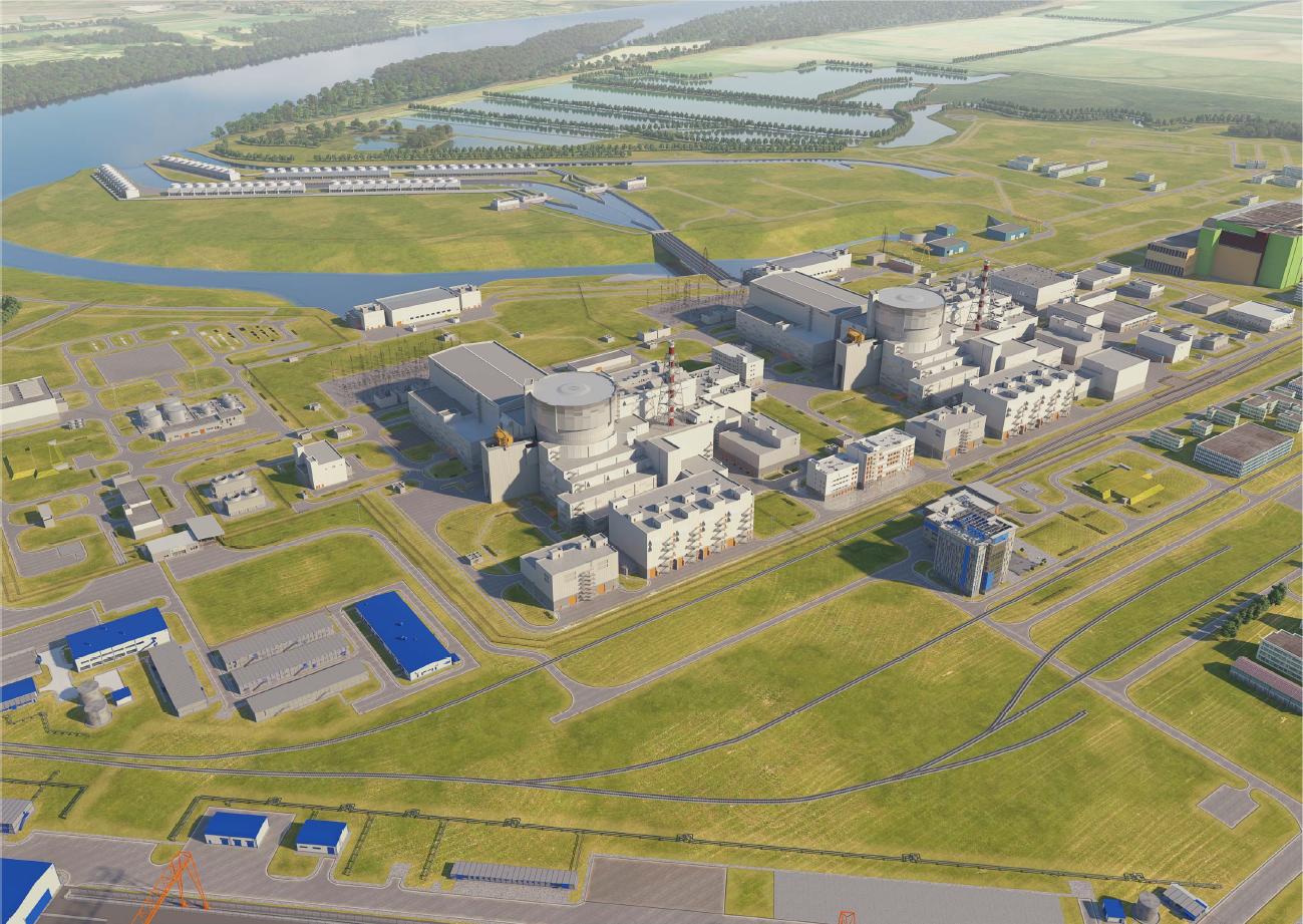 jaderná energie - Práce v Paks II se rozbíhají, naplno se rozjedou až v roce 2021 - Nové bloky ve světě (Paks Paks II) 4