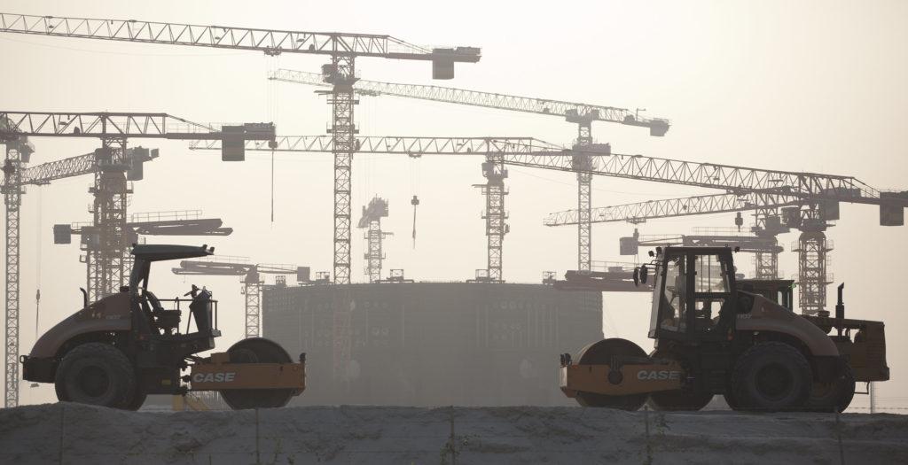 jaderná energie - Rosatom chce v roce 2020 udržet portfolio zahraničních zakázek na 140 miliardách dolarů - Zprávy (Výstavba jaderné elektrárny Rooppur v Bangladéši v roce 2019) 1