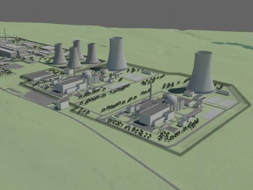 Virem zasažený český průmysl rozjede výstavba jaderné elektrárny. Práci budou mít stovky českých firem a tisíce lidí