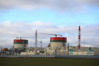 Dva bloky Ostrověcké JE s reaktory typu VVER-1200