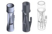 Rosatom používá 3D tisk k výrobě ventilů pro plicní ventilátory