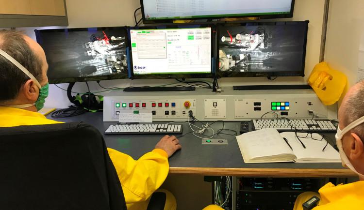 jaderná energie - Provoz jaderných elektráren pokračuje i v době krize koronaviru - Zprávy (size3 15859180119994 2 temelin kontroluje reaktor prace potrvaji dva tydny) 1