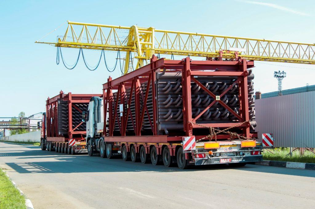 jaderná energie - Rosatom odeslal do Anglie zásilku těžkých komponent pro spalovnu - Zprávy (BRGN 5870) 1