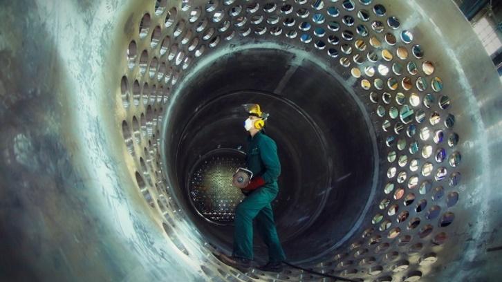 Atommaš dokončil výrobu koše aktivní zóny pro první blok elektrárny Rooppur