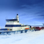 Čtvrtý ledoborec třídy LK-60 má kýl, loď nese jméno Jakutija