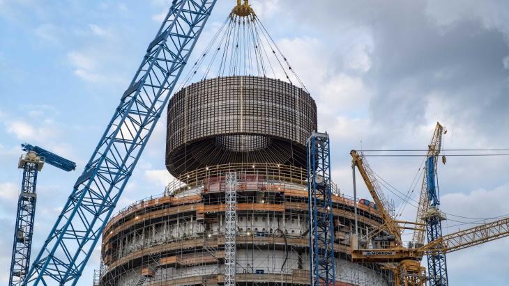 Poslední modul 3. bloku elektrárny Vogtle je již nainstalovaný