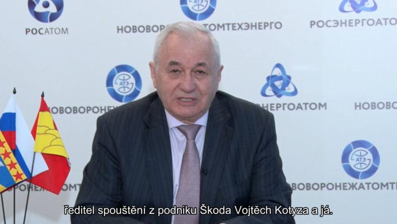 65 let: Stefan Konstantinov – Dukovany byly nebývalé, harmonogram jsme zkracovali místo prodlužování