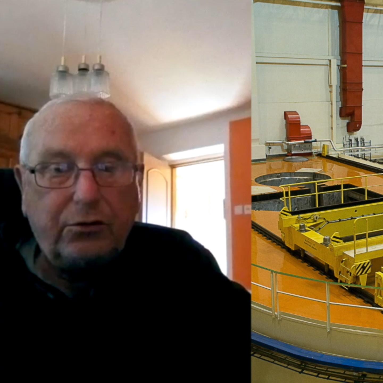 jaderná energie - 65 let: Karel Pochman – Někdy se ptám, jak jsme to vůbec dokázali - V Česku (pochman 2) 2