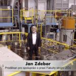 65 let: Jan Zdebor - Československý průmysl zvládl to, co málo firem na světě