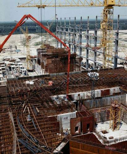 jaderná energie - Ruská korporace Rosatom podepsala memoranda o porozumění s Framatome SAS a GE Steam Power na projekt JE Belene - Zprávy (3 belene plant 1) 2